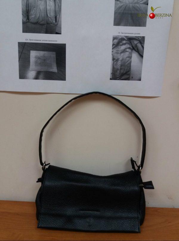 Изготовление ручки на сумку. Мастер-класс №0964