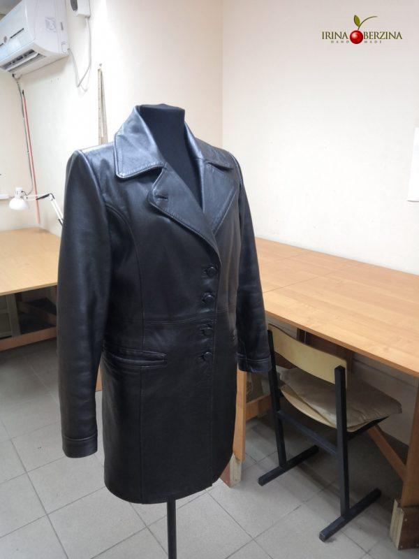 Куртка — посадить по размеру. Мастер-класс №0890