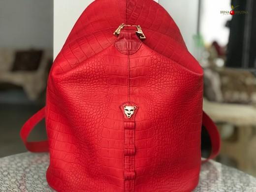 Изготовление Кожаного рюкзака «Данди- 06». Мастер-класс