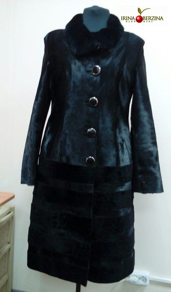 Меховое пальто — расширение. Курилы. Мастер-класс №0973