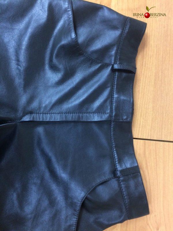 Изготовление застежки на брюках. Мастер-класс №1093.1.